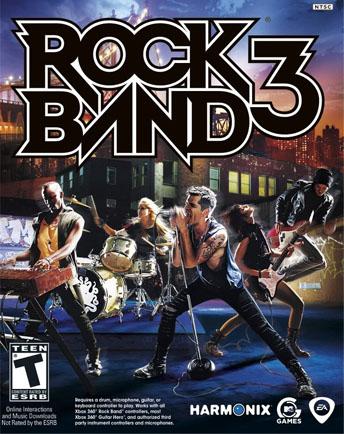 RBDB: Rock Band Database